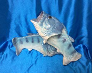 魚のサンダル