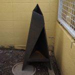 屋外用 薪ストーブ Tipi ティピ120の組立・ティピ120の錆を楽しむ(2)