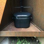 ロゴス 兵式ハンゴウ・イタリア軍飯盒